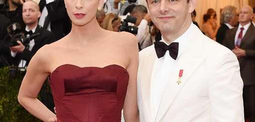 """Sarah Silverman and Michael Sheen attend the """"Charles"""
