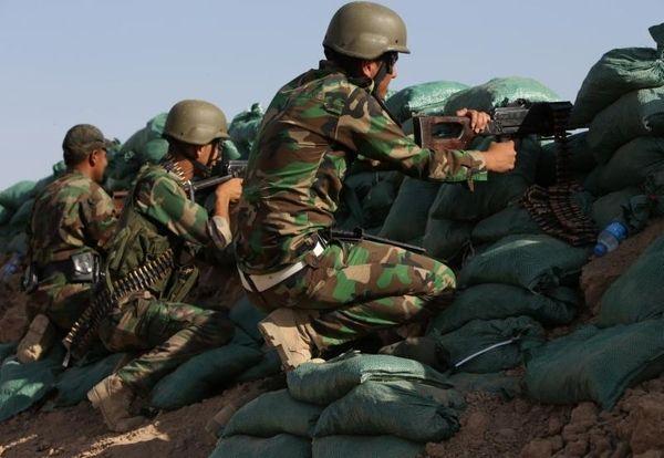 In this June 20, 2014 file photo, Kurdish
