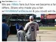 The Mets asked Twitter users to complete this