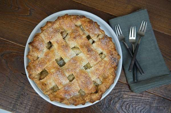 How to make the perfect apple pie.