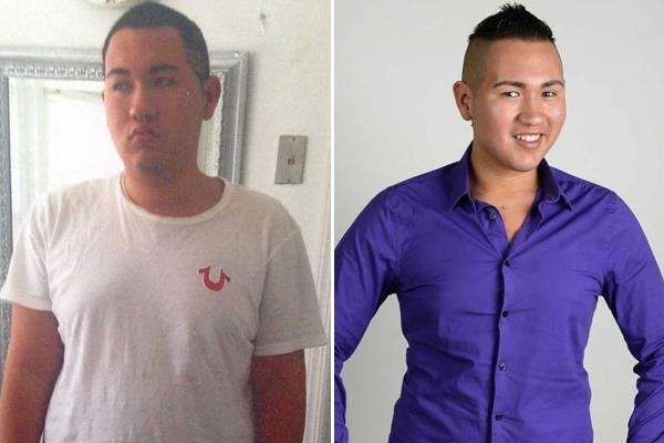 Woodbury's Rafael Turcios lost 62 pounds in less