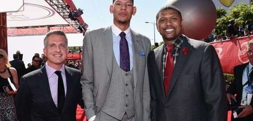 NBA personality Bill Simmons, college basketball player Isaiah