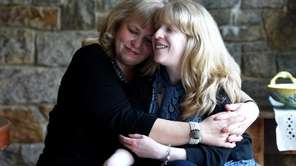 Donna Appell with her daughter, Ashley Appell, 27,