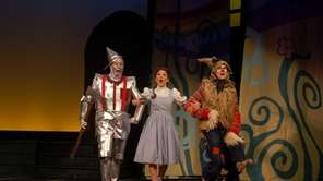 Pictured here are cast members from the 2011