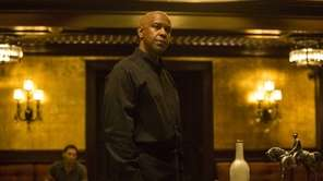 """Denzel Washington appears in a scene from """"The"""
