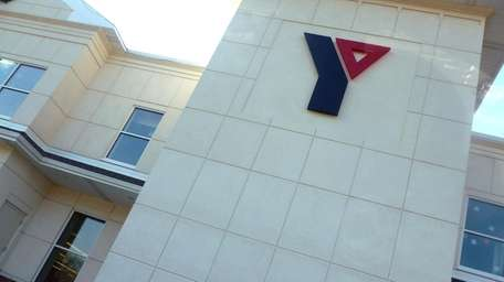 The Huntington YMCA in Huntington Village is pictured
