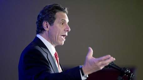 New York Gov. Andrew Cuomo on Sept. 19,