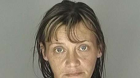 Sabrina Hornoff, 42, faces a murder charge in