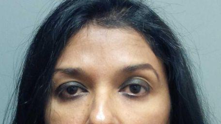 Nasreen Kader, 48, of Central Islip, a psychiatrist,