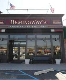 Hemingway's American Bar and Grill at 1885 Wantagh