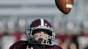 Garden City's Christian Coppola corrals a squib kick