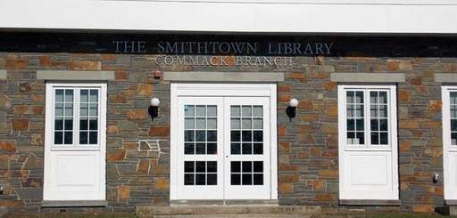 The Smithtown Library in Commack has become Long