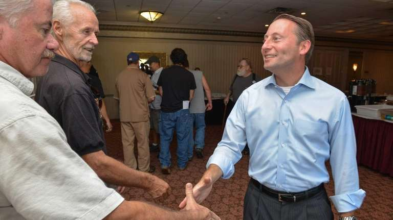 Rob Astorino, Westchester County Executive and candidate for
