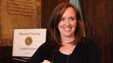 Nassau County District Attorney Kathleen Rice on March