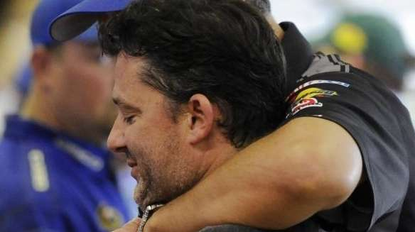 In this Aug. 30, 2014 photo, Tony Stewart