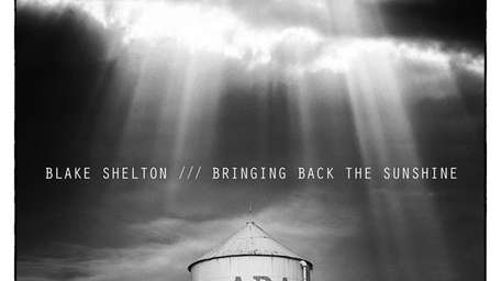 Blake Shelton's new album,