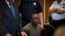 Kenneth Minor appears in Manhattan criminal court on