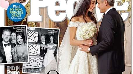The Oct. 13, 2014 cover of People magazine,