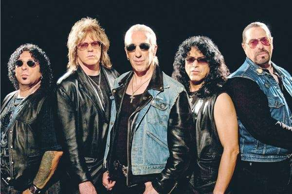 Who: Twisted Sister Best known for: Dee Snider's