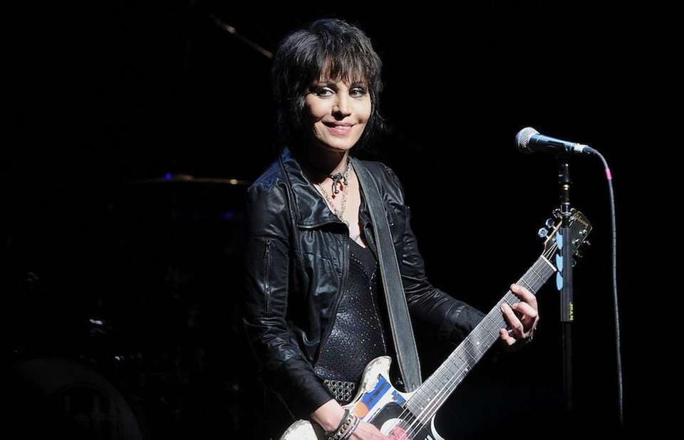 Who: Joan Jett Best known for: Being the