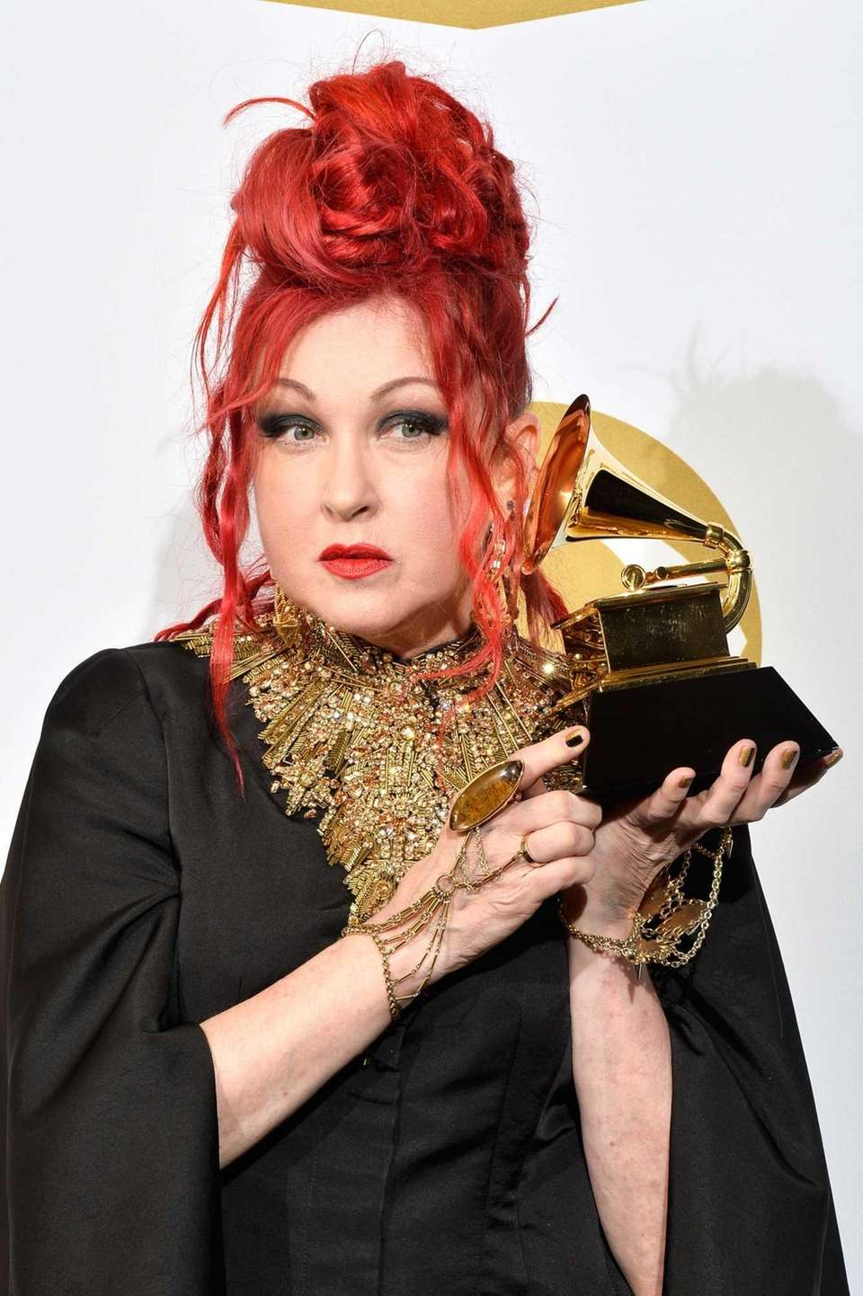 Who: Cyndi Lauper Best known for: Her hit