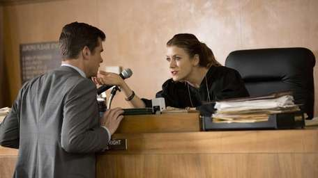John Ducey as Tom and Kate Walsh as