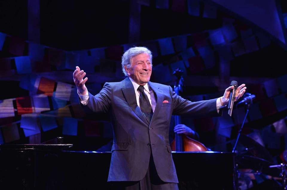 Who: Tony Bennett Best known for: His first