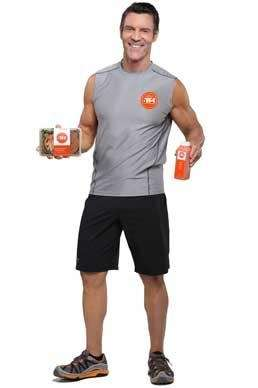 Celebrity health and fitness expert Tony Horton has
