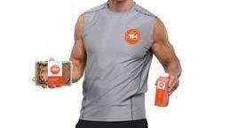 Celebrity health and fitness expert Tony Horton has