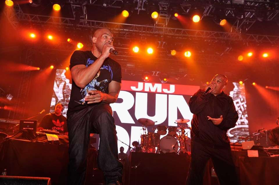 Who: Run DMC Best known for: Introducing electronic