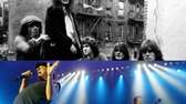 Brian Johnson, Angus Young, Simon Wright, Malcom Young