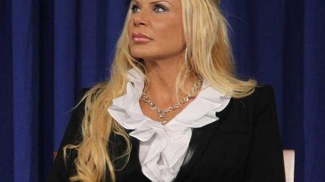 Onetime Manhattan madam and political candidate Kristin Davis