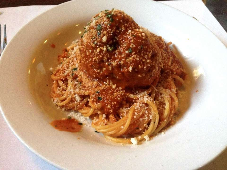 The best of spaghetti and meatballs: Long Island favorites | Newsday
