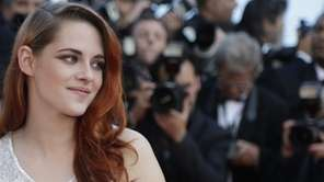 Actress Kristen Stewart arrives for the screening of