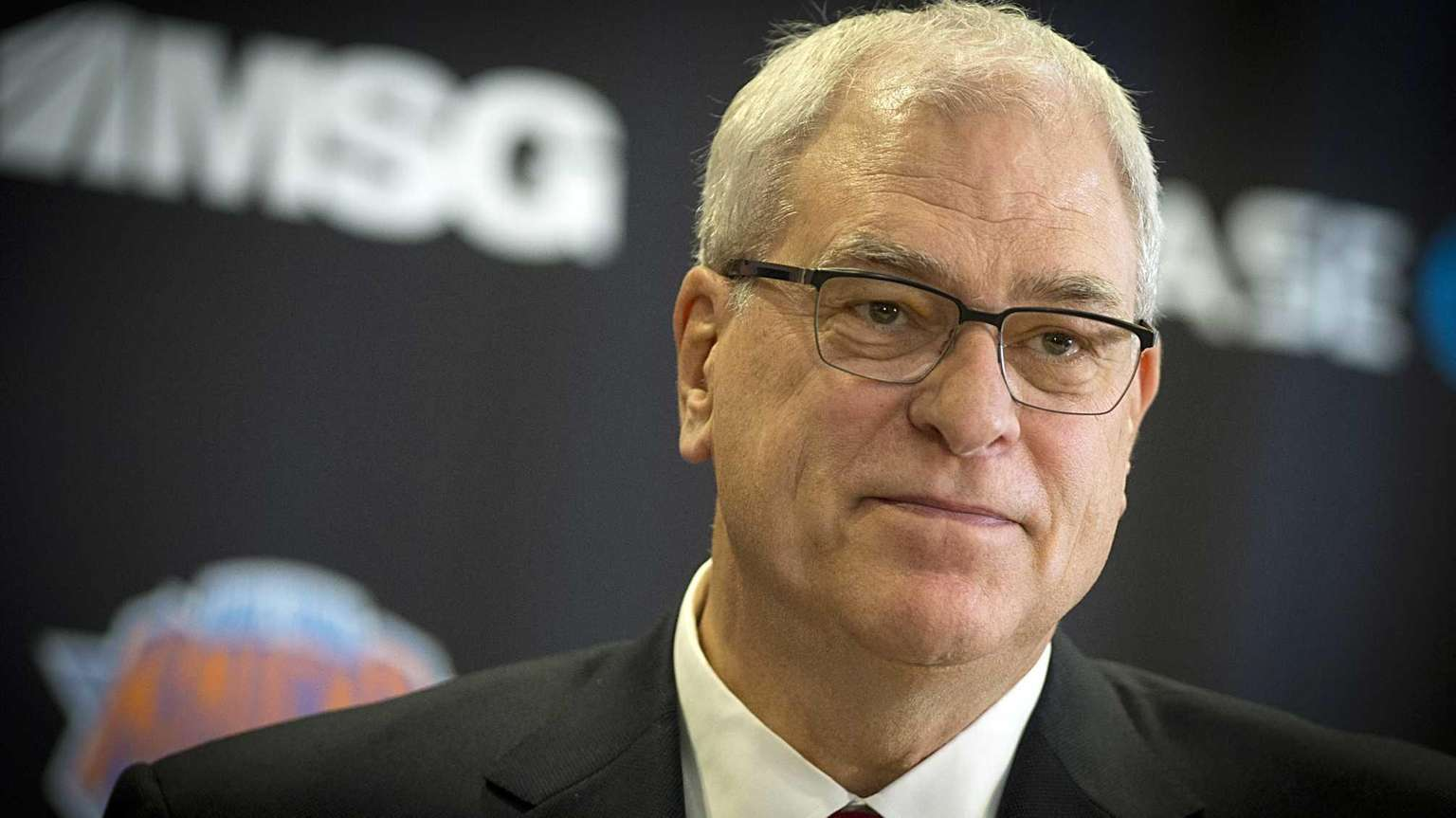 Phil Jackson named Knicks president