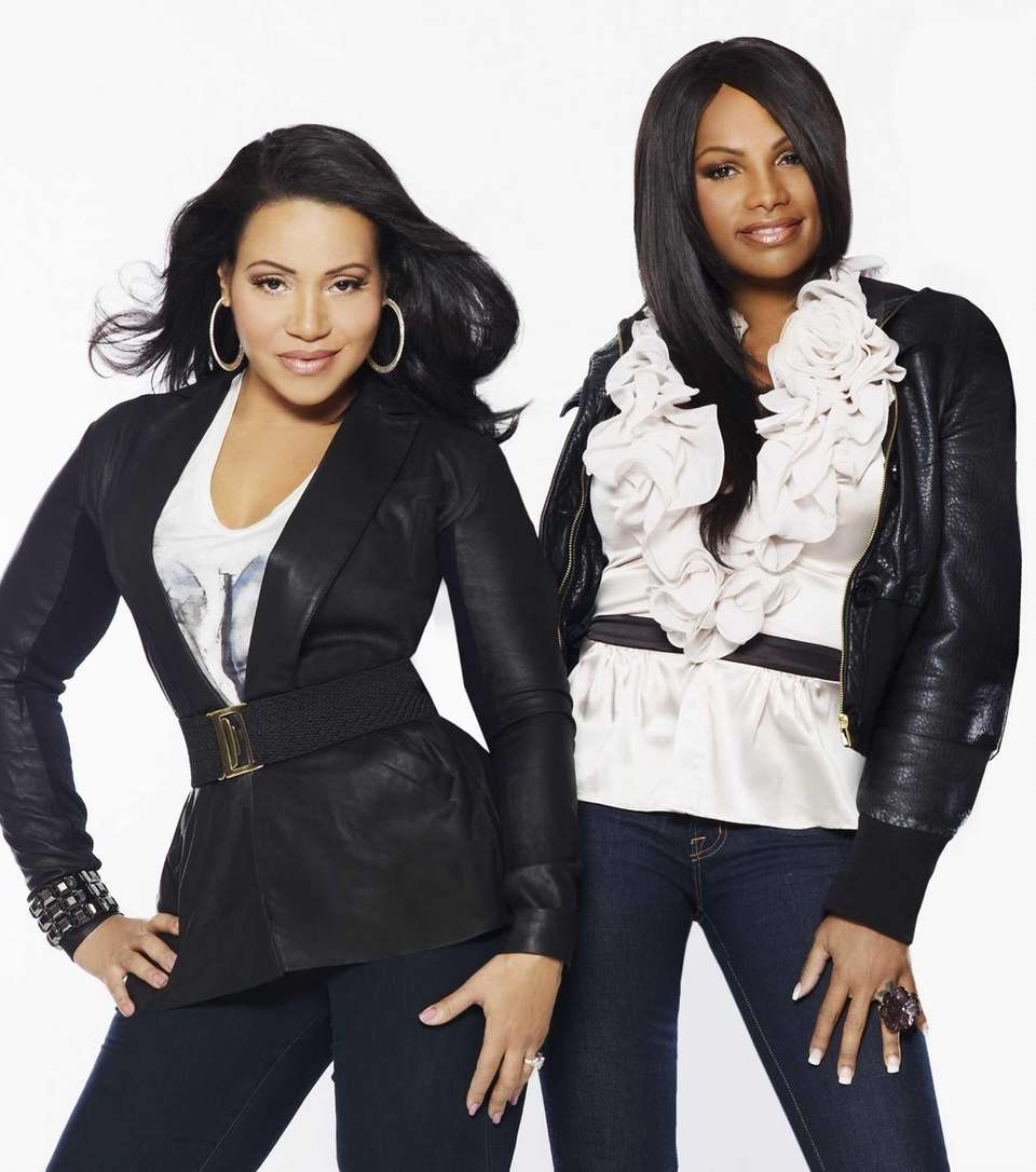 Who: Salt-N-Pepa Best known for: Being the first