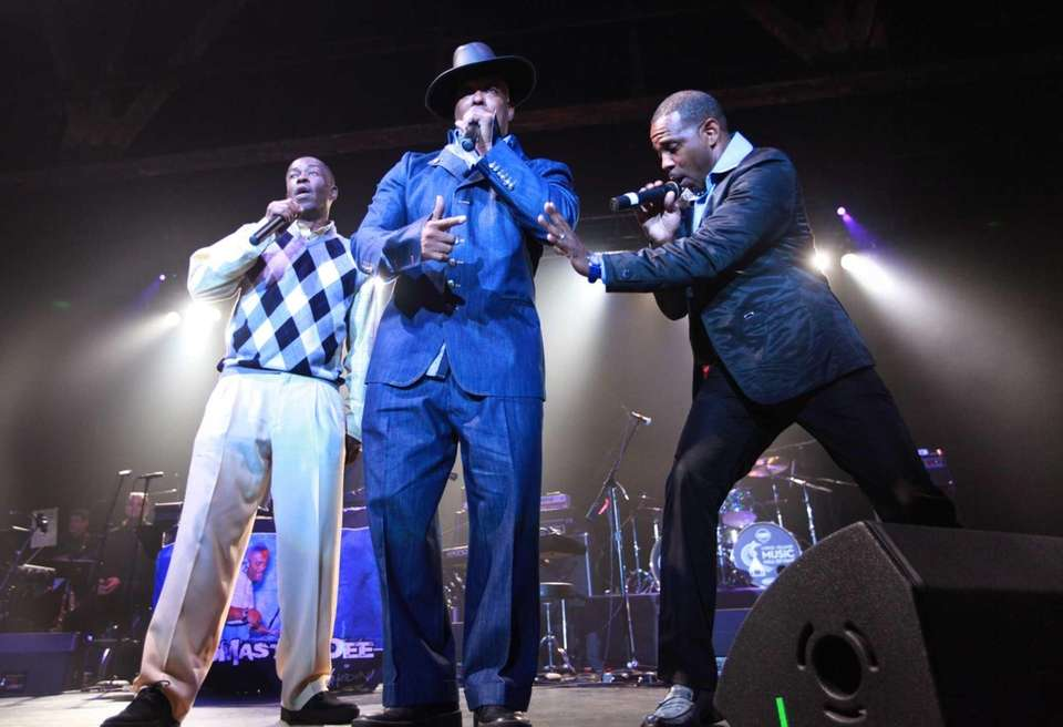 Who: Whodini Best known for: Their platinum-selling album