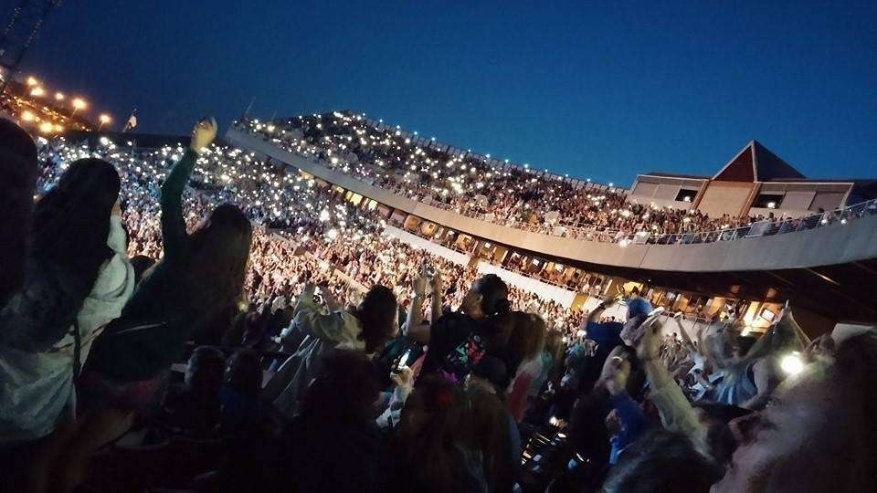 Who: Jones Beach Theater Best known for: 63