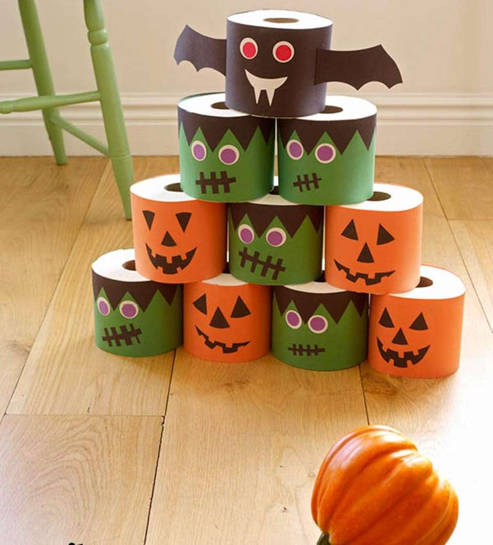 Halloween Games For Tweens