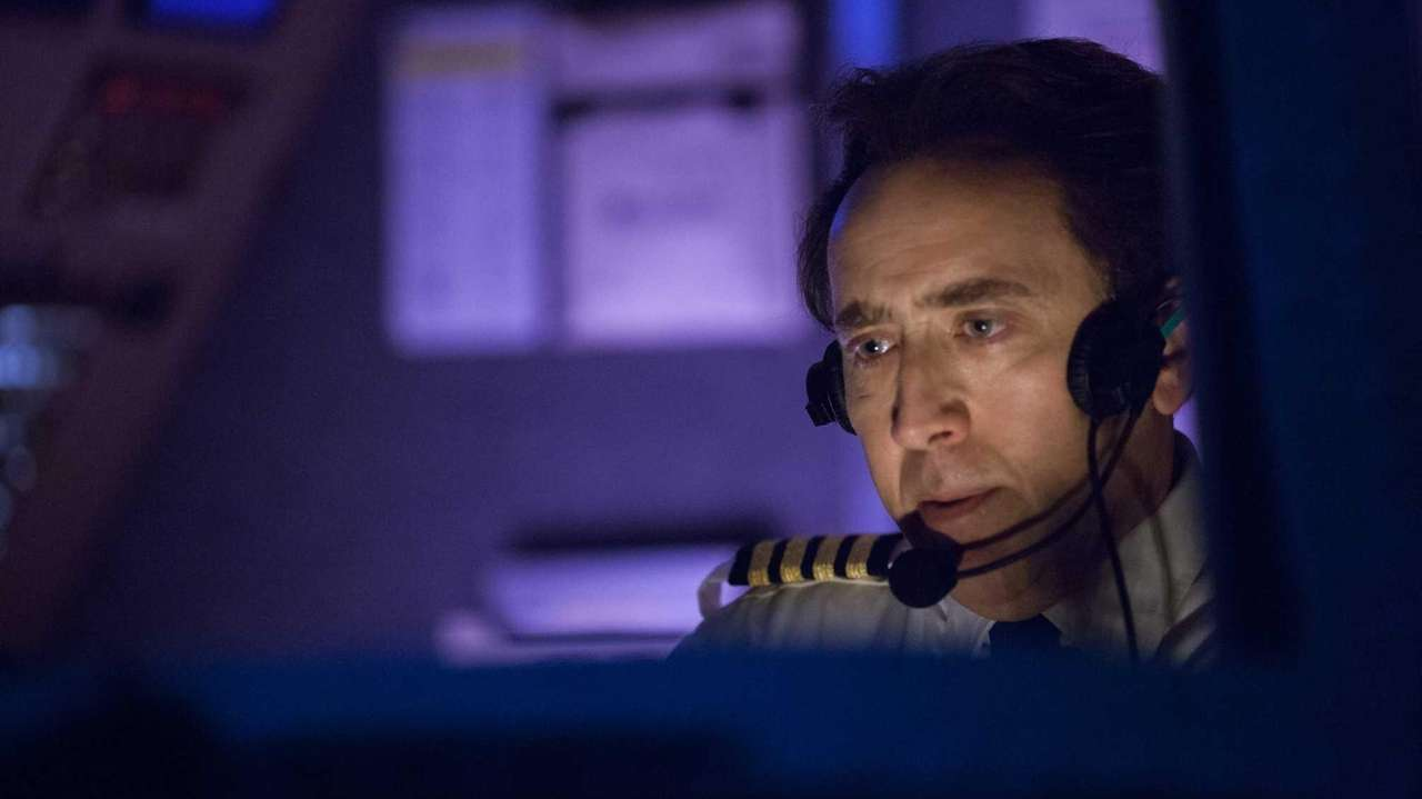 Nicolas Cage as Rayford Steele in
