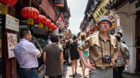 Simon Pegg stars in Relativity Media's Hector and