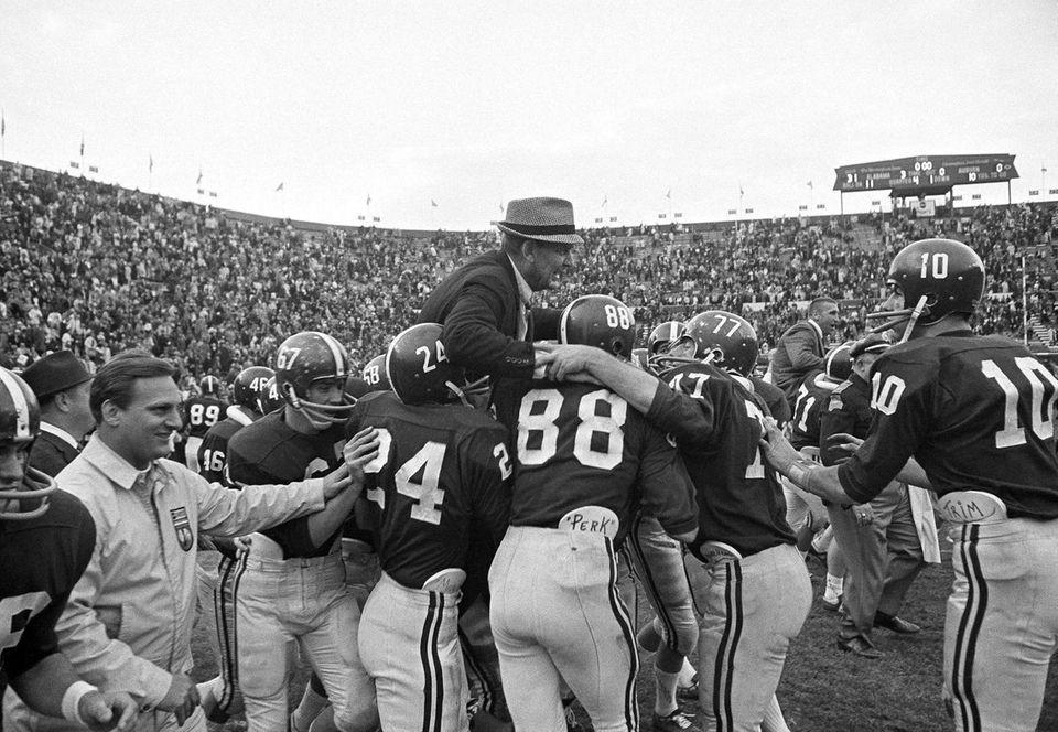 Alabama 1961, 1964, 1965, 1973, 1978, 1979
