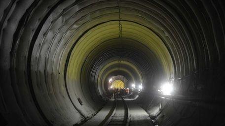 The Metropolitan Transportation Authority's proposed $32 billion capital