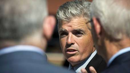 Suffolk County Executive Steve Bellone said the Suffolk