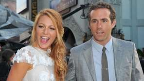 See Blake Lively and Ryan Reynolds, plus more