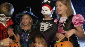 Halloween ends early in the Village of Manorhaven.