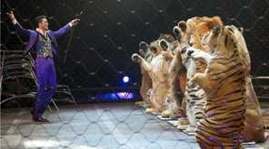 You won't find Ringling Bros. in North Haven.