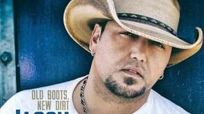 "Jason Aldean's album ""Old Boots, New Dirt."""