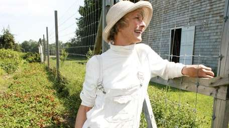 KK Haspel, a farmer and owner of the