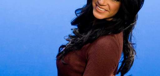 Teresa Giudice in a portrait taken in New
